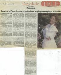 Novedades - Alondra - Emoé de la Parra - Yolanda Vargas Dulche