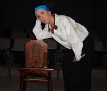Simone de Beauvoir - emoé de la parra - actriz