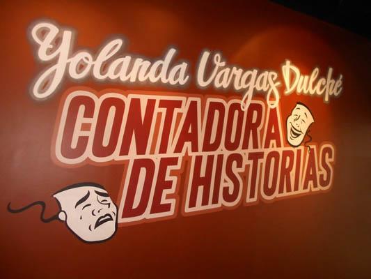 Yolanda Vargas Dulché, Contadora de Historias
