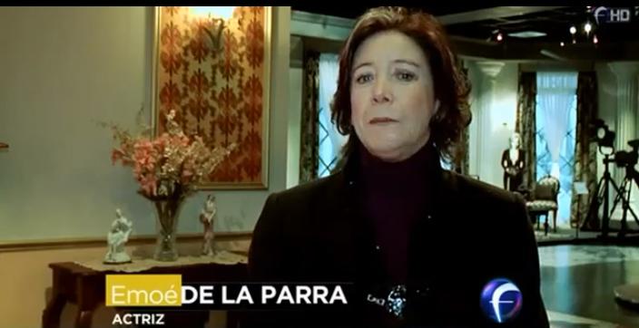 Emoé habla sobre Yolanda Vargas Dulché