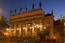 Emoé de la Parra Perdida en los Apalaches Teatro Juárez