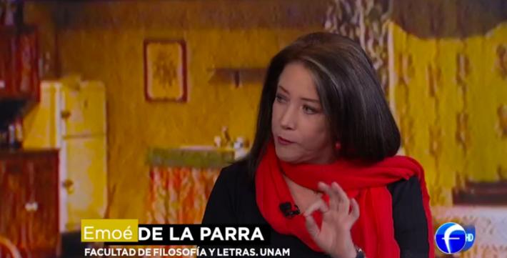 La actriz y profesora de la FFyL de la UNAM, Emoé de la Parra, explica la importancia en el teatro norteamericano de Tennessee Williams